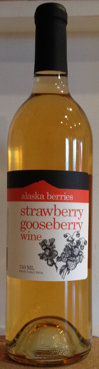 strawberry gooseberry wine